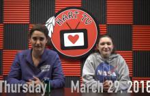 Hart TV, 3-29-18 | Smoke and Mirrors Day