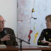 "Larry Hurst ""Paintings and Collages"" Gallery Talk"