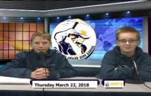 Miner Morning TV, 3-22-18