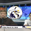 Miner Morning TV, 3-23-18