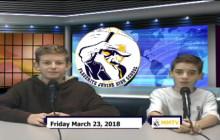 Miner Morning TV, 3-23-18