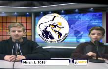 Miner Morning TV, 3-2-18