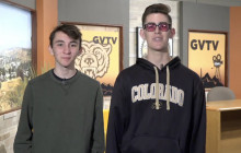 Golden Valley TV, 3-6-18 | Yearbook & Club News