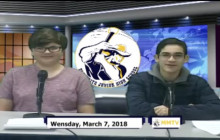 Miner Morning TV, 3-7-18