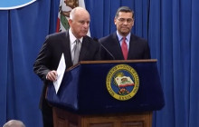 Gov. Jerry Brown & A.G. Xavier Becerra Response to Jeff Session/Sanctuary Cities