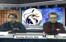 Miner Morning TV, 3-8-18