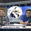 Miner Morning TV, 3-13-18