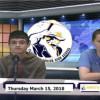 Miner Morning TV, 3-15-18