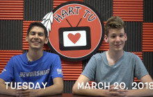 Hart TV, 3-20-18 | International Day of Happiness