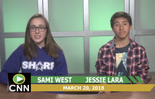 Canyon News Network, 3-20-18 | Sports News