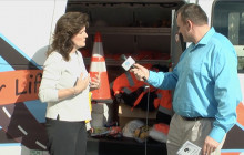Caltrans News Flash: Caltrans Safety Van