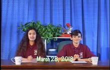 La Mesa Live, 3-28-18