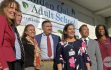 Golden Oak Adult School Celebrates 70 years of Education