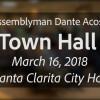 Assemblyman Dante Acosta Hosts Town Hall