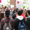 Students, Community Rally Outside City Hall