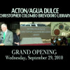 Grand Opening: L.A. County Acton-Agua Dulce Public Library