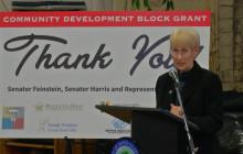 Community Development Block Grant (CDBG) Press Conference