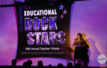 2018 Teacher Tribute: Educational Rock Stars