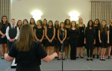Youth Arts Showcase: Arroyo Seco Junior High School Band and Choir