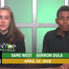 Canyon News Network, 4-19-18   Track and Field Spotlight
