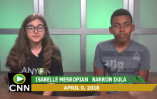 Canyon News Network, 4-9-18 | Prom Updates