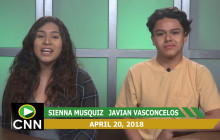 Canyon News Network, 4-20-18 | 'Jungle' Dance