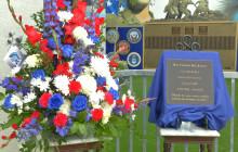 Maj. Stephen 'Cajun' Del Bagno Funeral Procession & Memorial