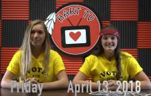 Hart TV, 4-13-18 | Zombiepocalypse Preparedness Day