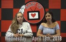 Hart TV, 4-18-18 | World Heritage Day