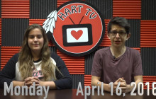Hart TV, 4-16-18 | Charlie Chaplin Day