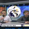 Miner Morning TV, 4-20-18
