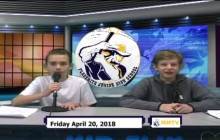Miner Morning TV, 4-20-18