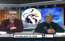 Miner Morning TV, 4-19-18