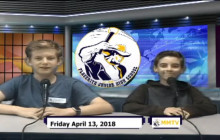 Miner Morning TV, 4-13-18
