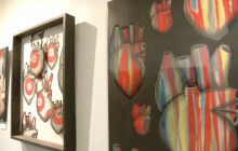 Inside the Gallery: 'Heartopia' by Jennifer Korsen