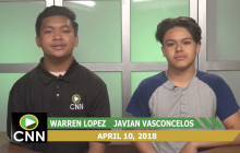 Canyon News Network, 4-10-18 | Club & Scholarship News