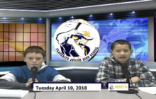 Miner Morning TV, 4-10-18