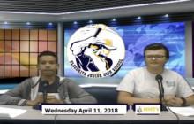 Miner Morning TV, 4-11-18