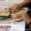 Inside the Gallery: Mosaic Art Demonstration