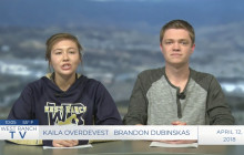West Ranch TV, 4-12-18 | Brandon's Banging Blockbusters