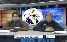 Miner Morning TV, 4-12-18