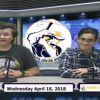 Miner Morning TV, 4-18-18