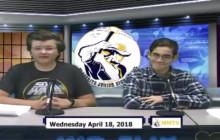 Miner Morning TV, 4-18-18