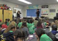 """Cowboy in the School"" Workshop at Santa Clarita Elementary"
