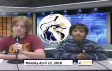 Miner Morning TV, 4-23-18