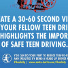 Heads Up! Teen Video Contest Submissions Due April 30th