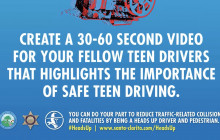 Heads Up! Teen Video Contest Submissions Due April 30