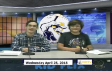 Miner Morning TV, 4-25-18