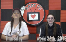 Hart TV, 4-26-18 | National Richter Scale Day