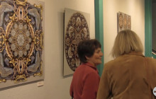Inside the Gallery: 'Shoreline Symmetry'